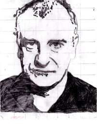 douglas_adams_sketch_by_4catsinaboat-d4ysnha